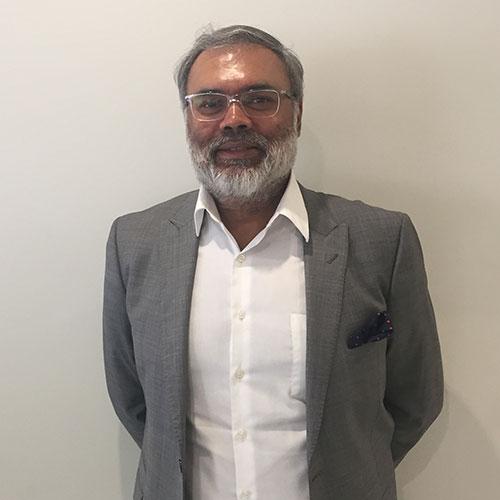 Dr Sanjeev Naidu