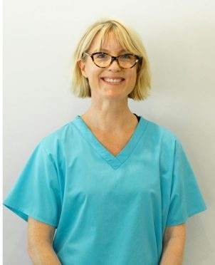 Dr Genevieve Buchanan
